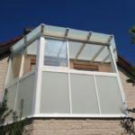 zasklení balkonu - CABAL